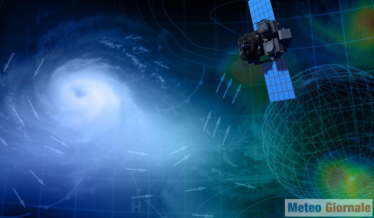 iStock 937239374 - Ciclone simil uragano nel Mediterraneo. Meteo estremo, periodo più propizio