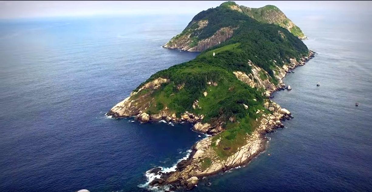 mag1 52 - Ci andreste in quest'isola? E' il luogo più mortale al mondo!