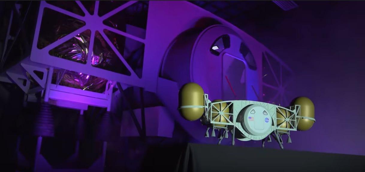 mag1 56 - Il lander che riporterà l'uomo sulla Luna? Eccolo in anteprima Video