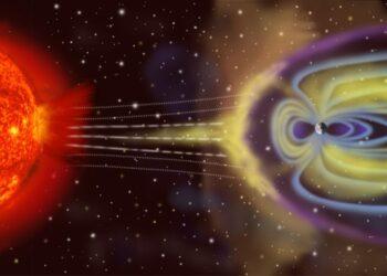 mag1 65 350x250 - Tempeste solari: possono provocare una catastrofe planetaria