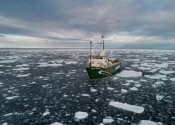mag1 7 350x250 - Artico, registrato il secondo dato più basso di sempre del livello di ghiaccio marino