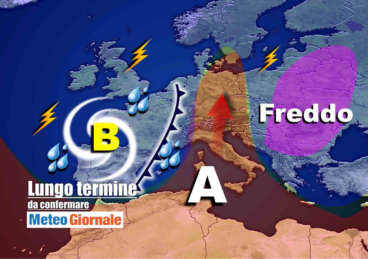 meteo 22 settembre - Meteo Italia valido 15 giorni: ci sarà di tutto, tra CALDO FREDDO e TEMPORALI