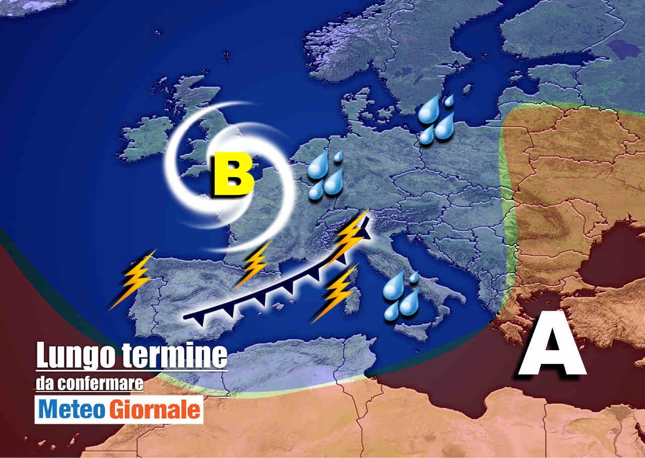 meteo 28 settembre - Meteo Italia valido 15 giorni incredibile: dal CALDO al FREDDO
