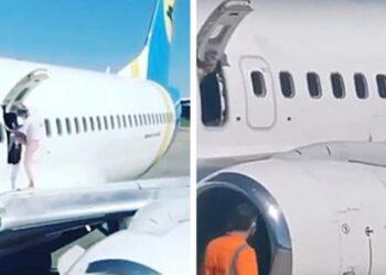woman on wing resize md 350x250 - Malta raggiuge l'immunità di gregge. Turismo libero