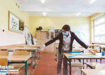 Meticoloso lavoro svolto nelle scuole tutta l'Estate, e che prosegue, per garantire la sicurezza.