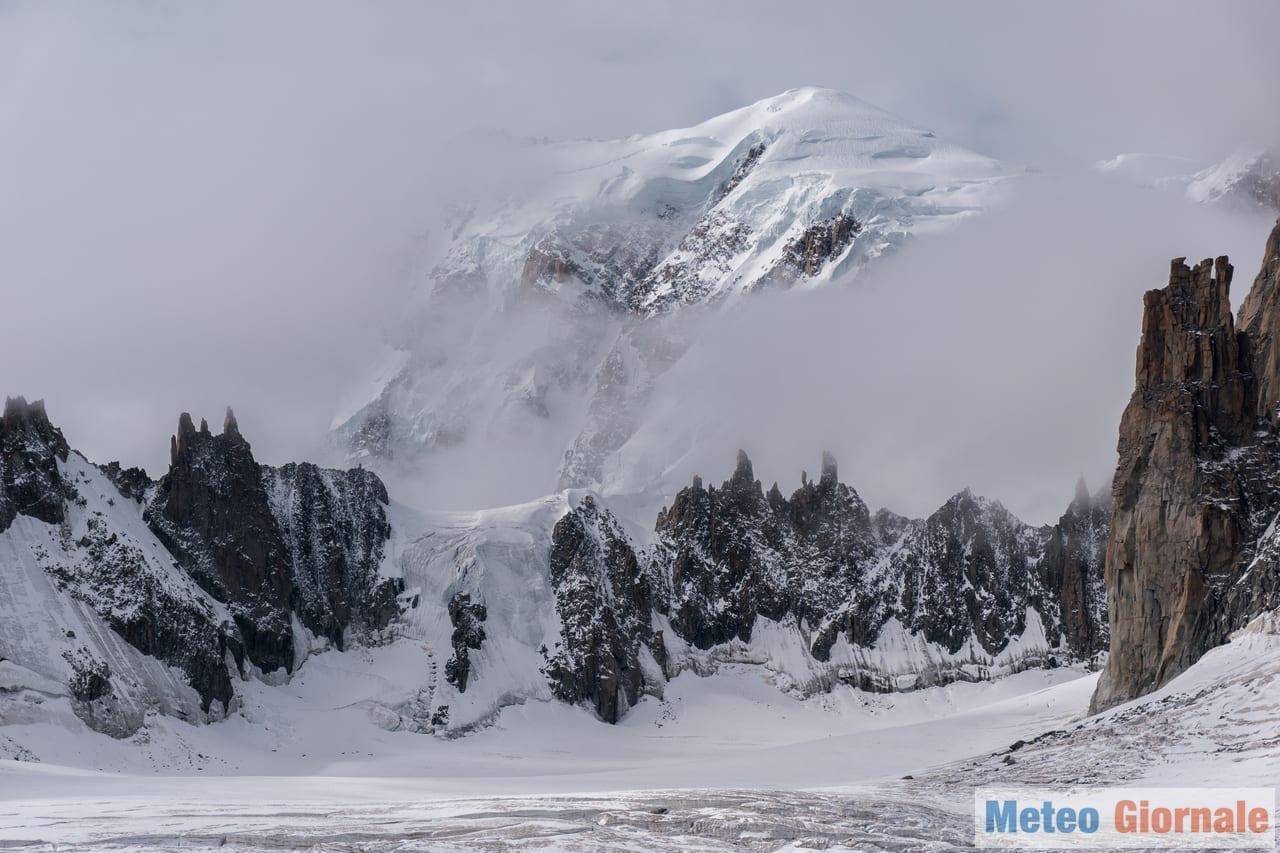 iStock 1180760071 - Torna la NEVE copiosa sulle Alpi. Ecco quando e quanta, tutti i dettagli
