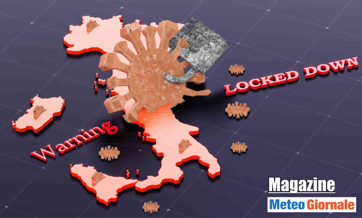 lockdown per il covid in italia - L'inevitabile lockdown per il Covid in Italia