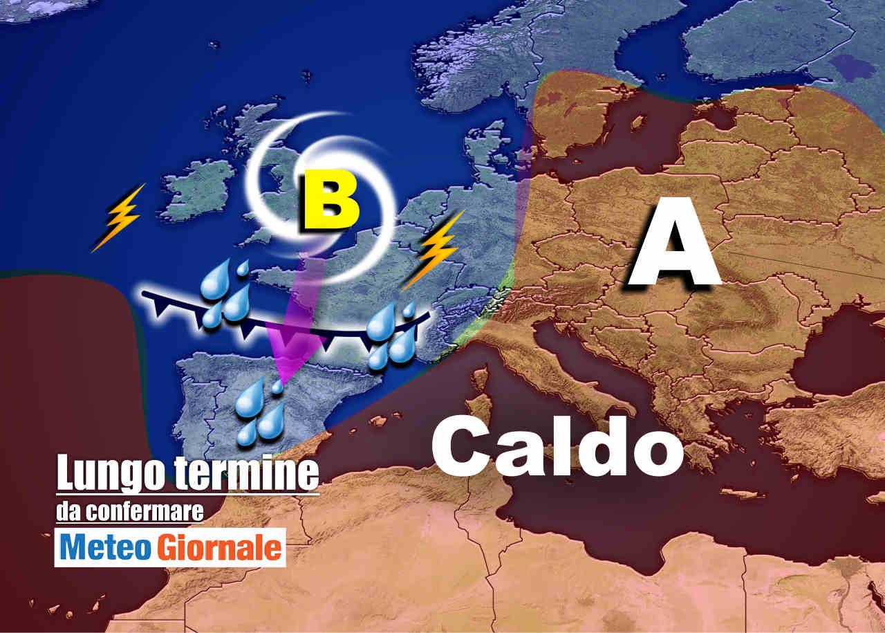 meteo 11 ottobre - Meteo Italia nel lungo termine: prima l'OTTOBRATA poi BURRASCA