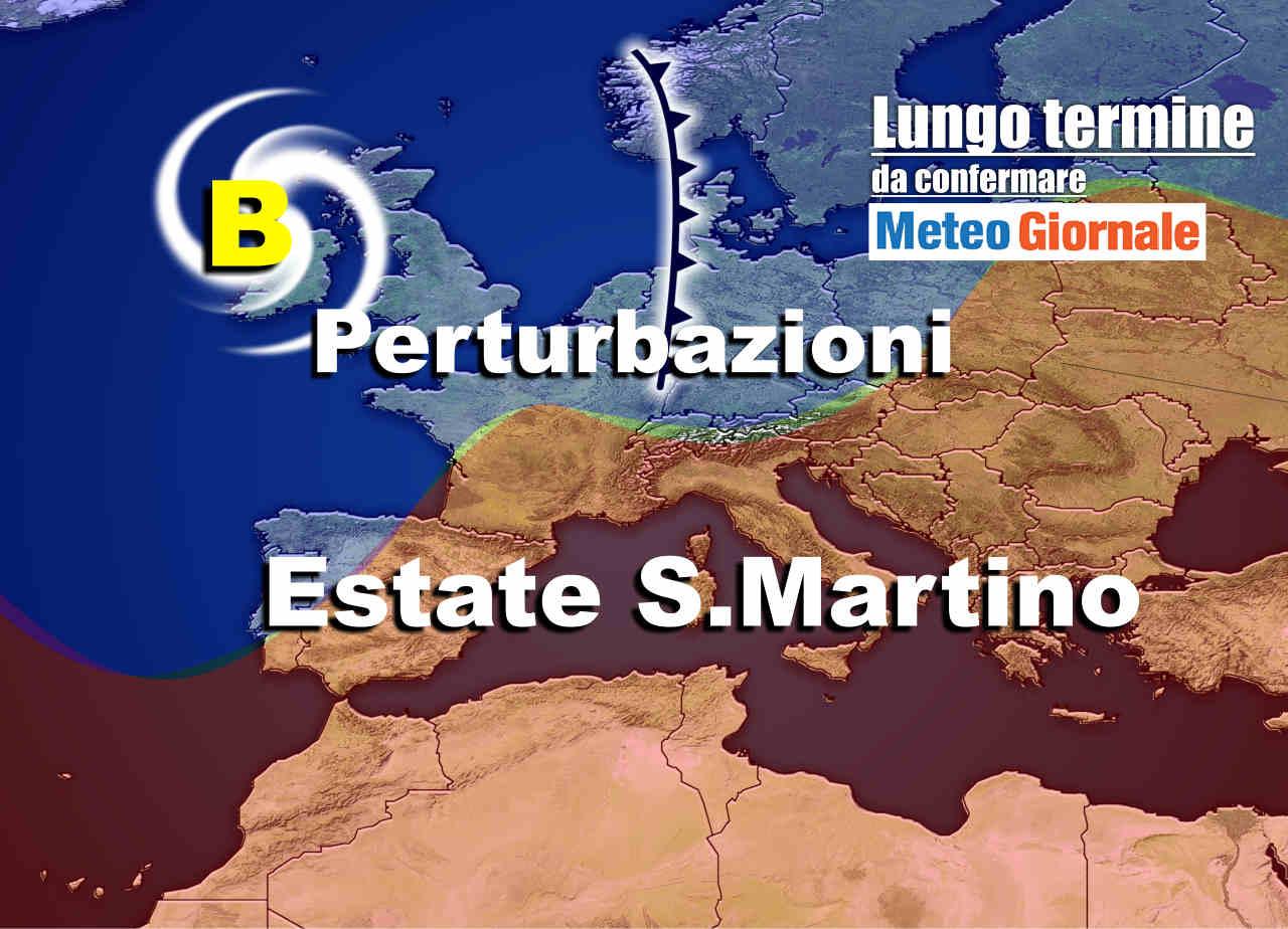 meteo 2 novembre - Meteo Italia nel lungo termine: in arrivo l'Estate di San Martino