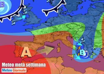 meteo 28 ottobre 1 350x250 - NEVE in arrivo, copiosa anche in Appennino. Ecco tutti i dettagli