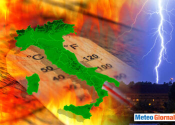 Meteo caldo d'ottobre, è un evento meteo nella norma.