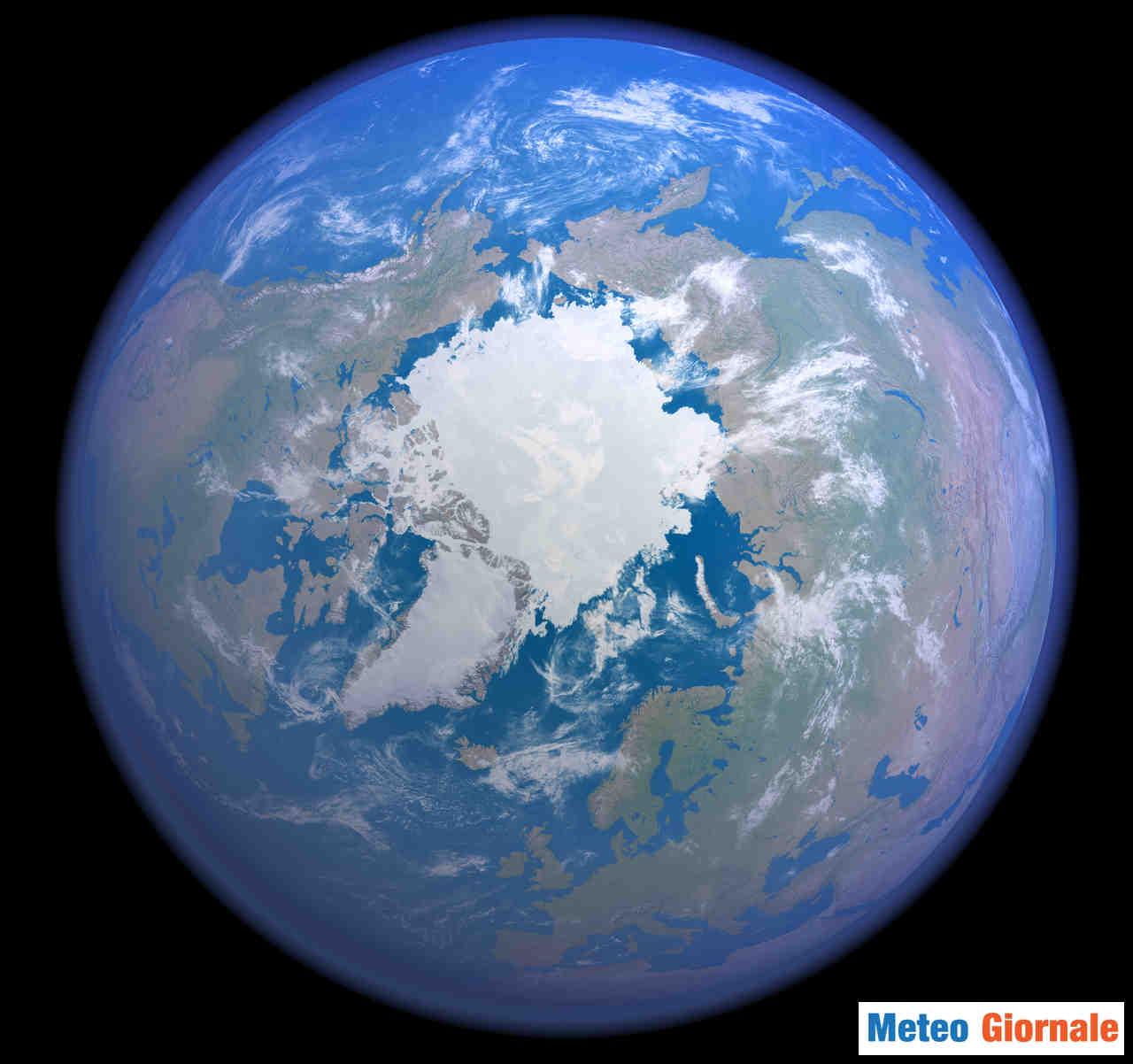 meteo giornale 00004 2 - Anomalo freddo in Europa, GELO negli USA. E il RISCALDAMENTO globale è sparito?