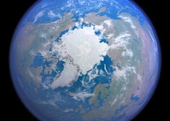 meteo giornale 00004 3 350x250 - Artico, inizia la fusione stagionale ma è subito preoccupante