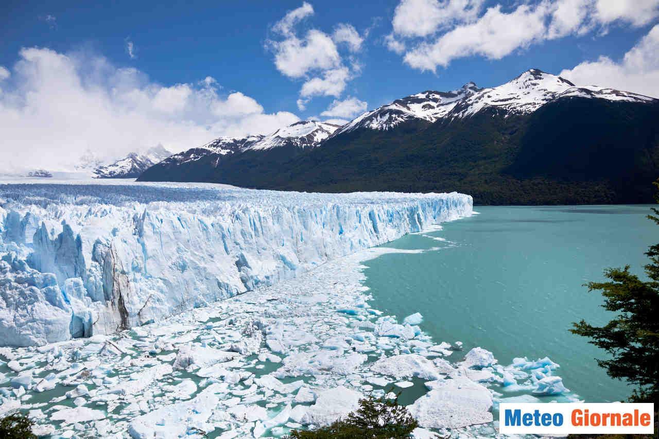 meteo giornale 00027 - Groenlandia, trend di fusione dei ghiacciai prosegue a ritmo impressionante
