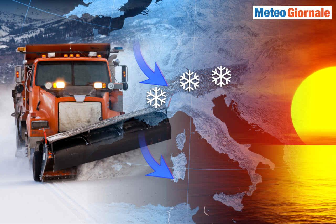 meteo inizio novembre - Prime ipotesi METEO per l'inizio di Novembre: super Autunno