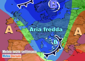 Analisi scenario in Europa e sull'Italia d'inizio settimana