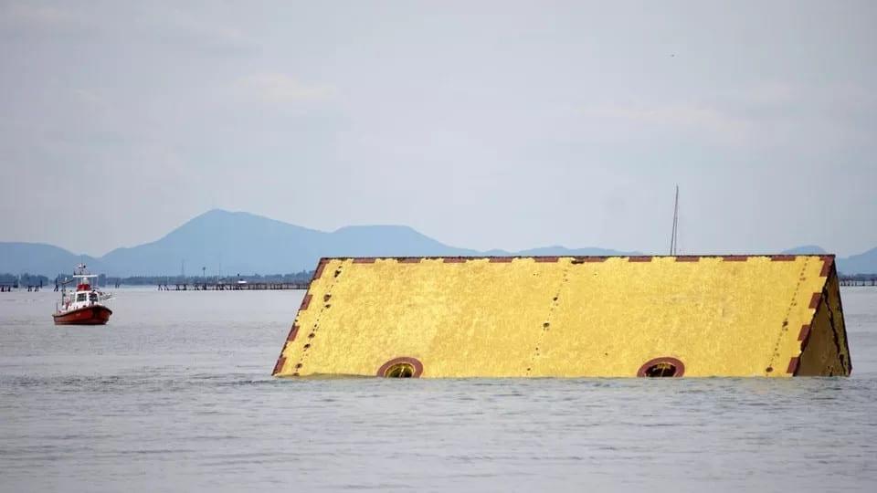 mose - Venezia, tempesta scirocco porterà ACQUA ALTA eccezionale: il MOSE è pronto