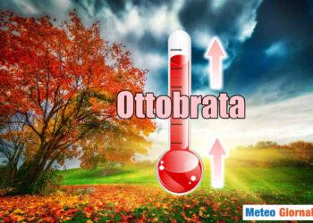 In arrivo clima più caldo la prossima settimana