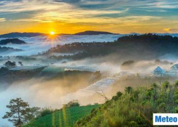 Nebbia fenomeno diffuso