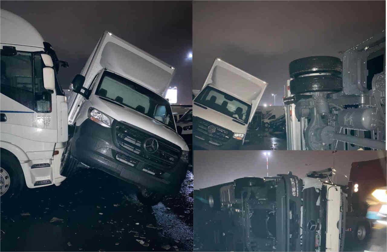 tornado catania danni - TORNADO distruttivo si abbatte su Catania. Il video e foto