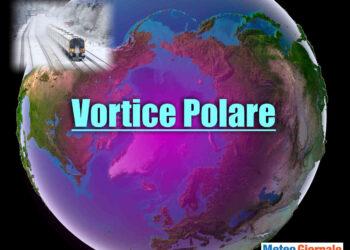 vortice polare 350x250 - ITALIA, meteo con la Neve dal Bianco Natale