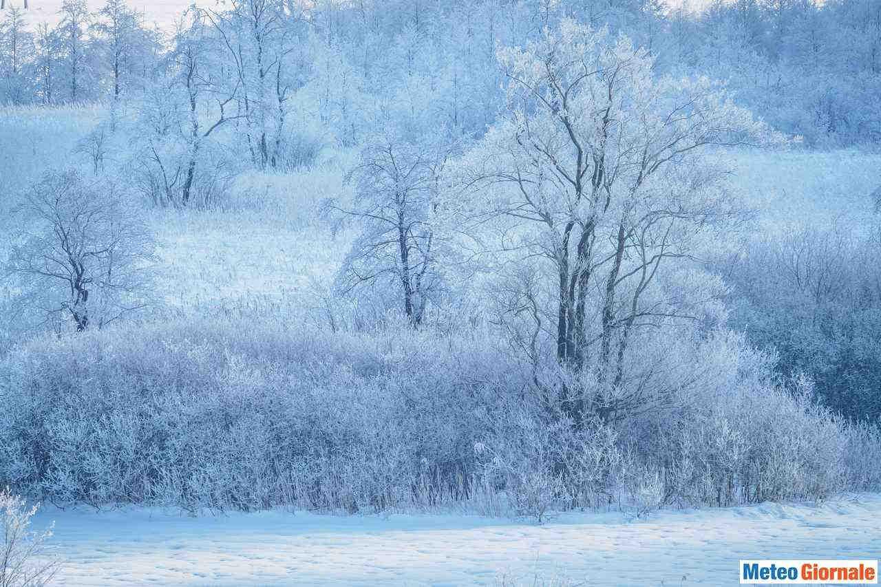 gelo siderale - Gelo da record, ecco quando si sono avuti i giorni più rigidi del millennio