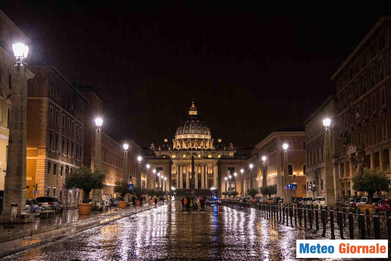 meteo 00095 - Meteo Roma frequentemente perturbato e invernale