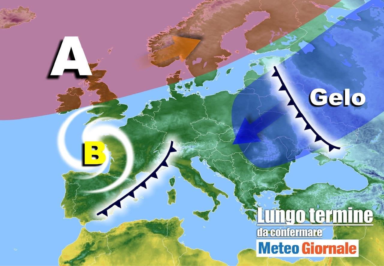 meteo 6 gennaio - Meteo Italia a metà Gennaio grandi novità invernali