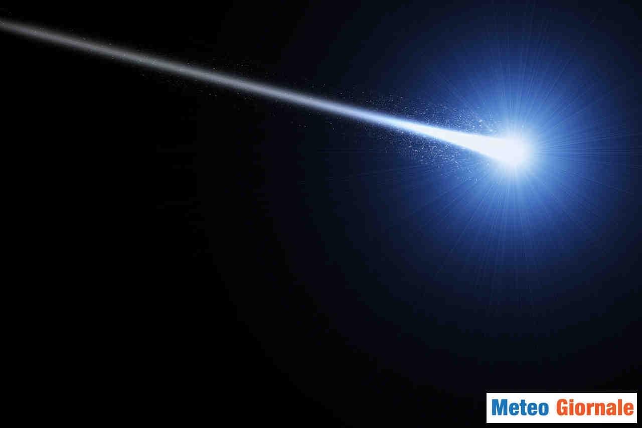 meteo giornale 00029 - Minaccioso asteroide sfiora la Terra. Ce ne siamo accorti dopo
