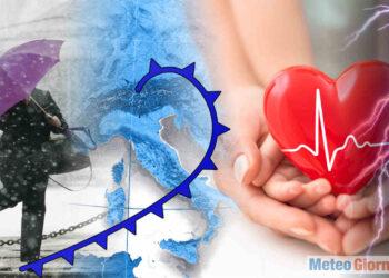 Previsioni meteo al cardiopalma.