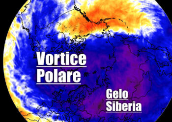 Espansione Vortice Polare.