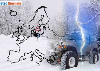 evoluzione meteo neve europa 1 350x250 - Meteo Italia a metà Gennaio grandi novità invernali