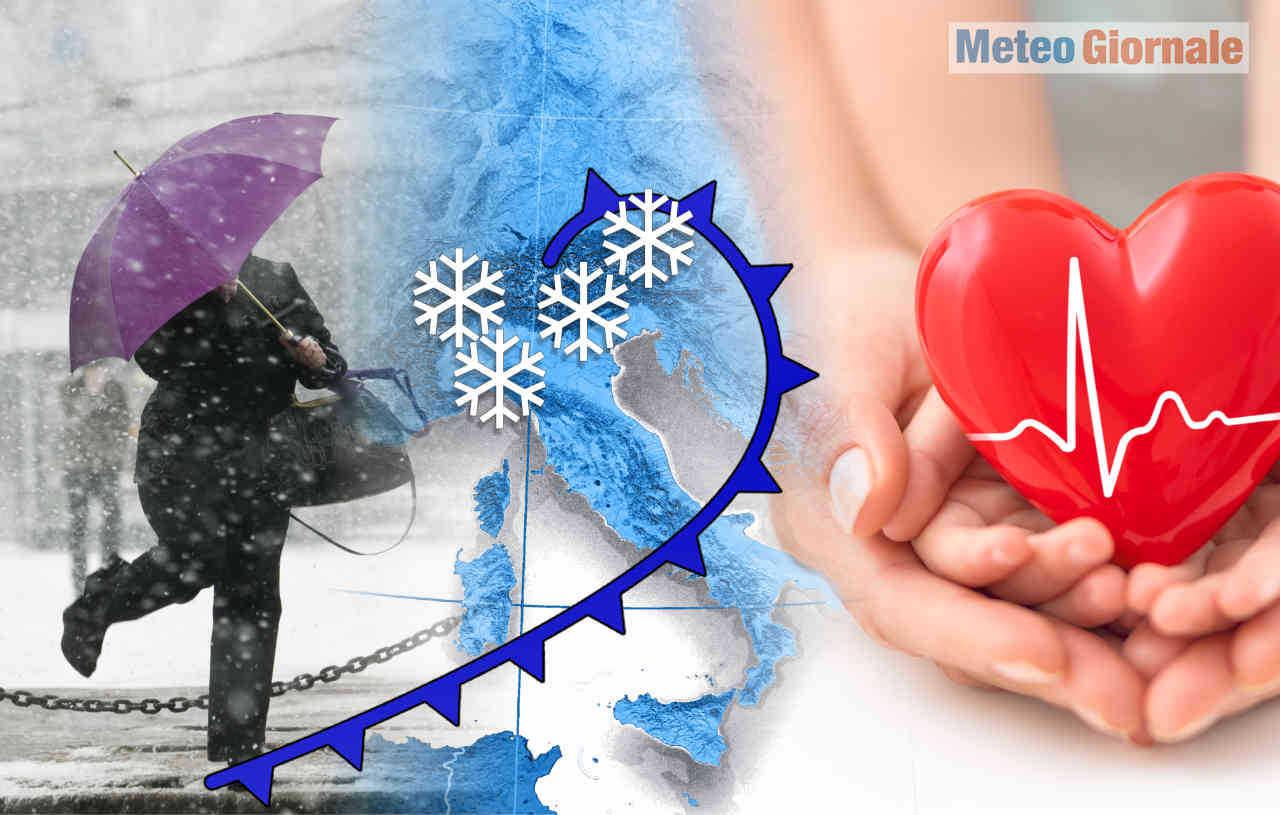 """meteo 00005 - Meteo di metà Gennaio, scatenate """"l'inverno"""". Ma prima una pausa"""