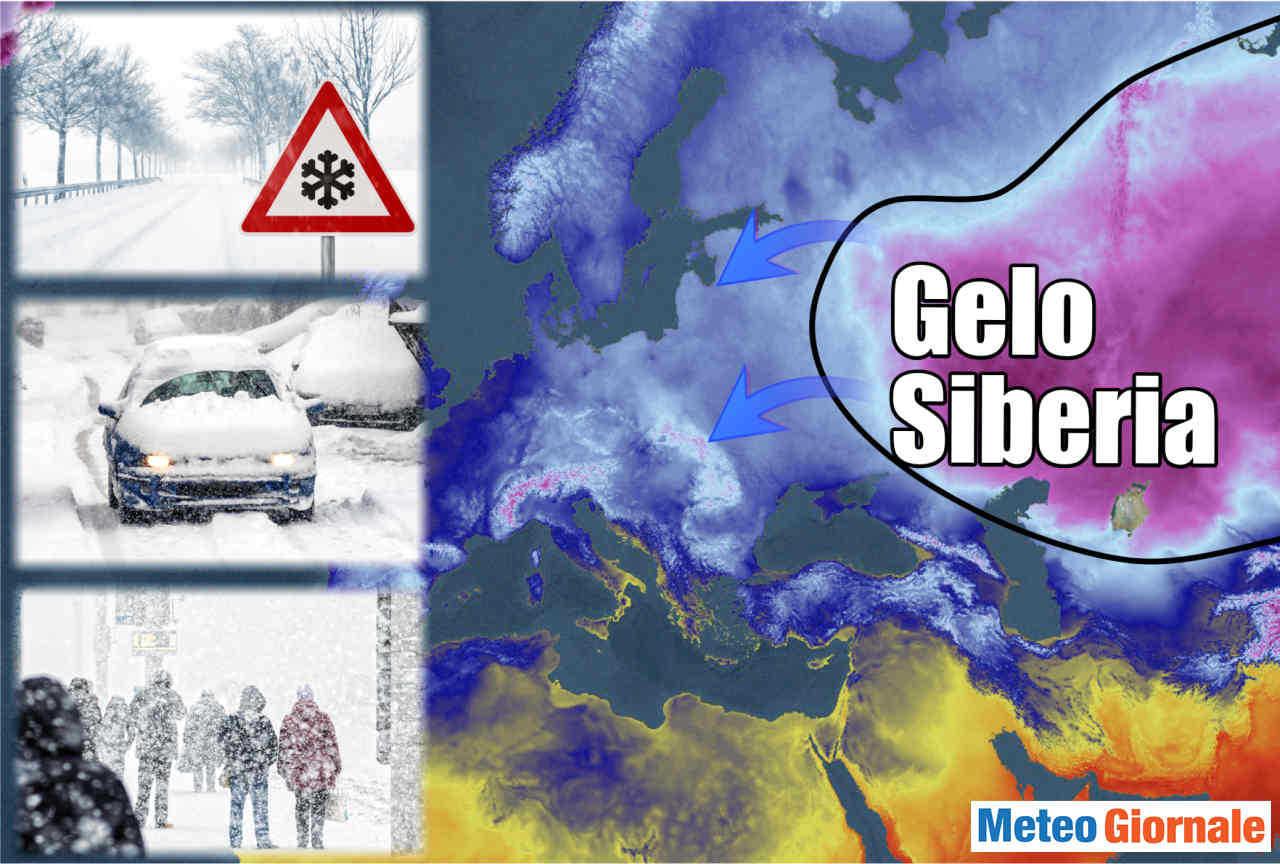 meteo 00016 - Gelo severo correlato al Riscaldamento Globale? Strano, ma vero