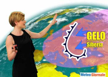 Evoluzione incerta sulla durata di scenari propizi al grande freddo sull'Italia