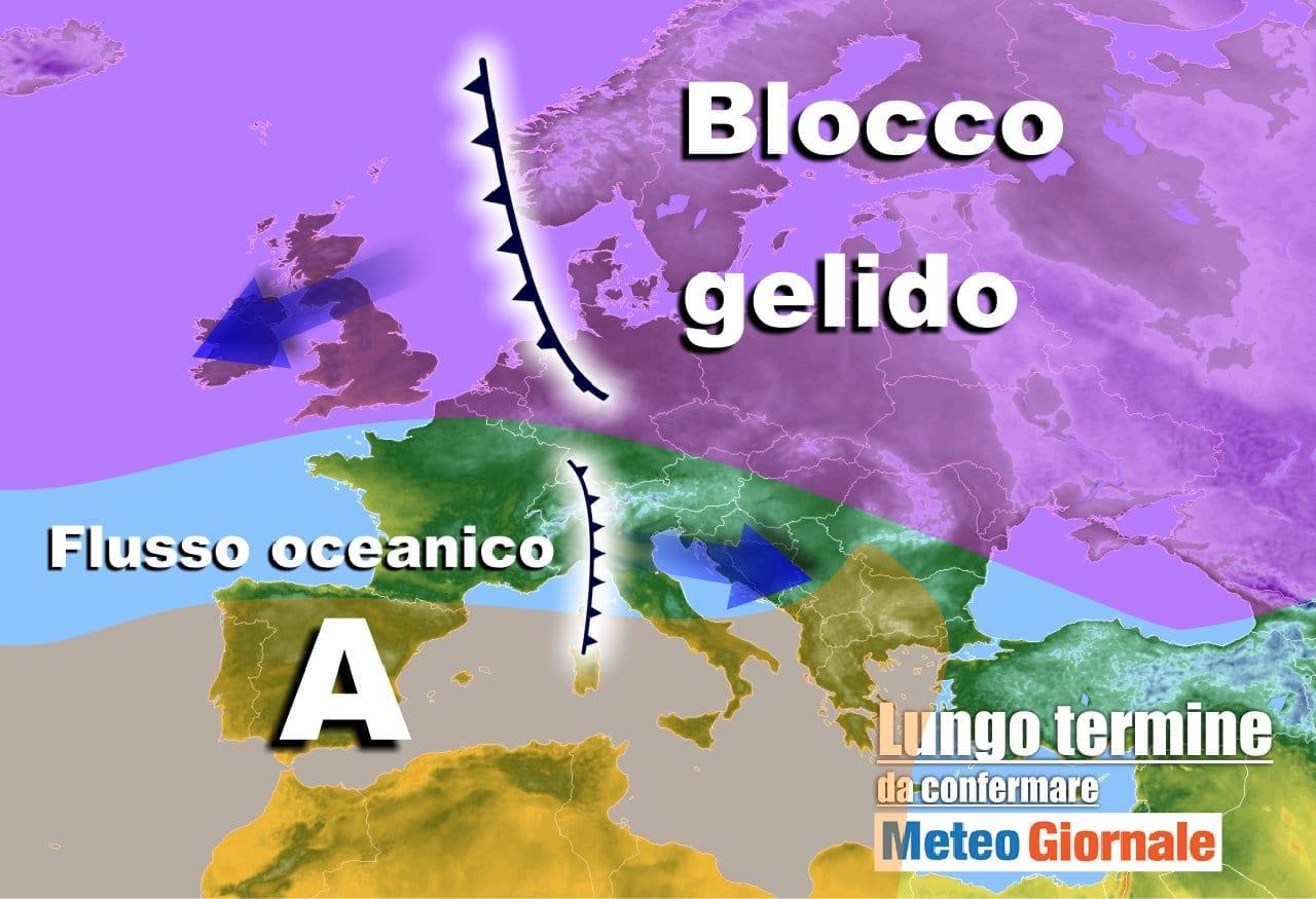 meteo 25 gennaio - Meteo Italia al 31 gennaio: ecco i giorni della merla