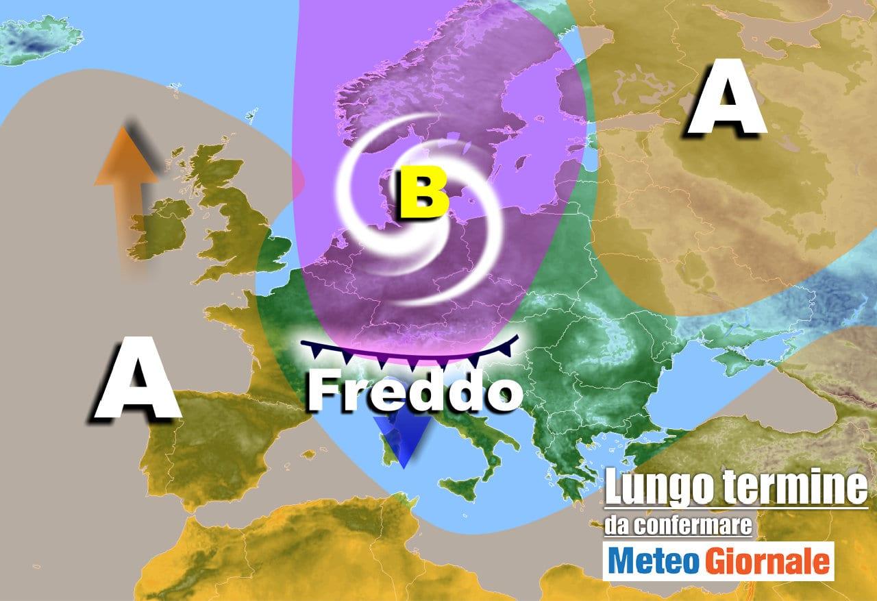 meteo 4 febbraio - Meteo Italia al 10 febbraio: ipotesi gelo resta viva