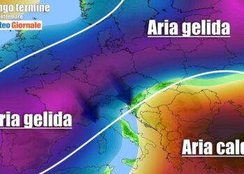 meteo a rischio ondate di gelo 350x250 - Meteo Italia a metà Gennaio grandi novità invernali