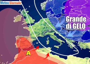Meteo Febbraio 2021 il bivio tra fine inverno ed il suo culmine.