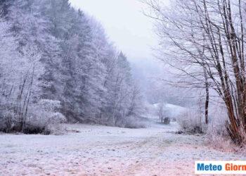 Il gelo e i giorni della Merla