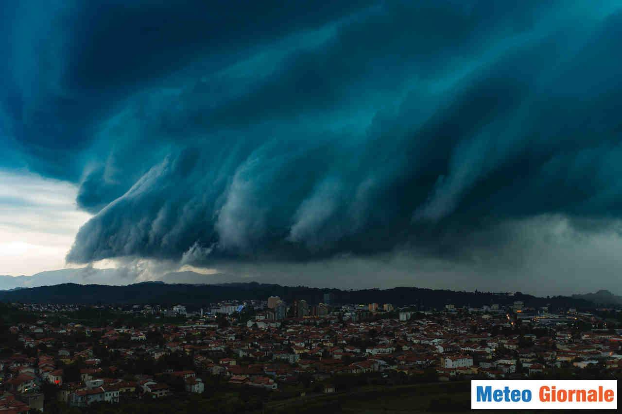 meteo giornale 00180 - Primavera 2021, meteo invernale, estremo con Tempeste sotto la Nina