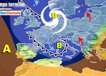 meteo lungo termine 350x250 - Meteo Italia direzione Natale: cambiamenti importanti. Vediamo cosa