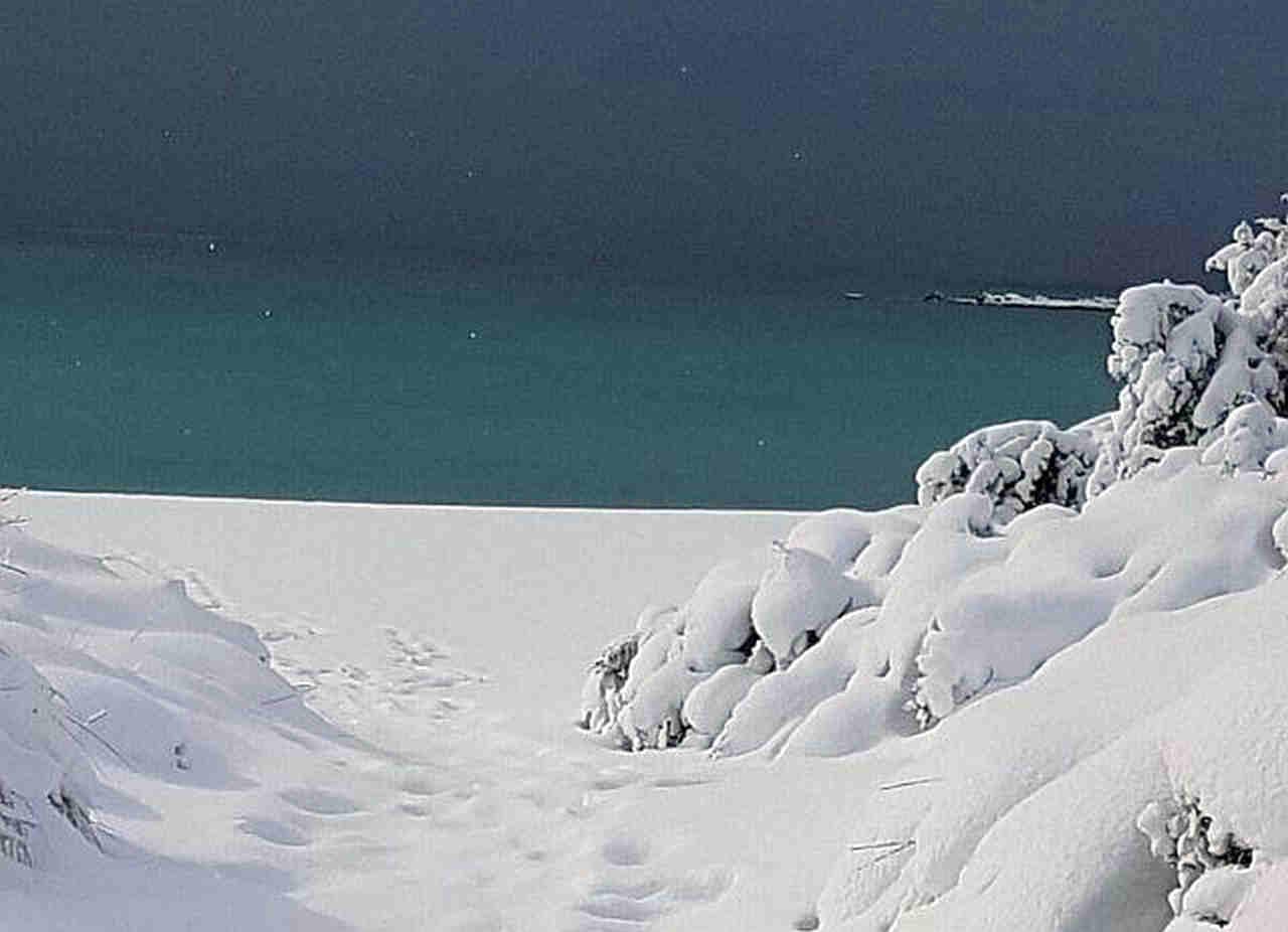 neve salento - GELO Befana dalla Siberia e NEVICATE SUPER. Non è un ricordo lontano
