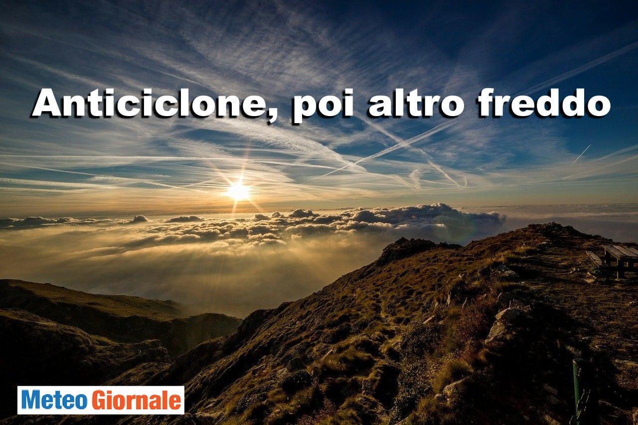 Lungo termine 3 - Meteo Italia al 28 febbraio, poderoso stravolgimento
