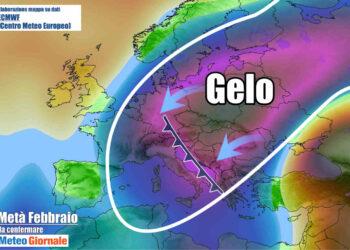 anomalia 850 hpa per il 16 febbraio 1 350x250 - Meteo Italia al 7 febbraio: nuova accelerazione dell'Inverno