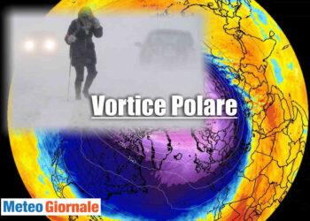 Il Vortice Polare modula anche la fase mite di questo periodo. Ma potrebbe causare una serie di colpi di coda invernali a Marzo.