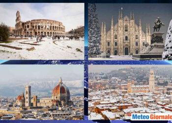 meteo gelo neve 350x250 - Meteo Italia: Marzo ci porta l'Inverno quando non serviva. Attese anche gelate