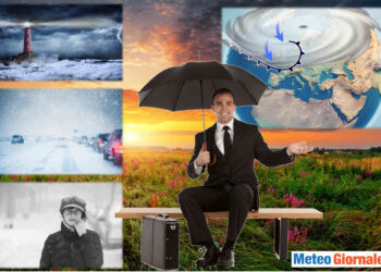 Meteo influenzato da Vortice Polare.