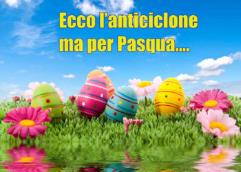 Periodo anticiclonico, ma possibile peggioramento verso Pasqua