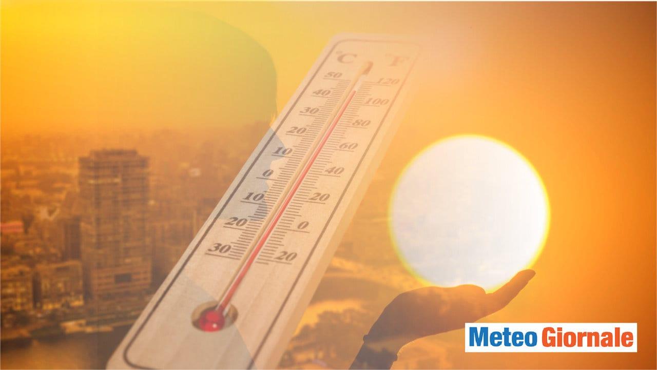 anticiclone africano rischio primavera - L'Anticiclone africano ed il rischio il meteo di Caldo eccessivo in Primavera